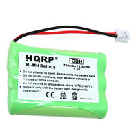 HQRP Battery for VTech mi6896 mi6897 6822bat 6822 Home Cordless Phone