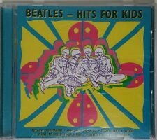 THE BEATLES Hits For Kids Ultra Rare 2004 Australian made CD