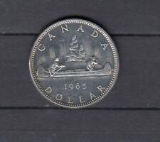 CANADA 1965 DOLLAR COIN !!!!!!!!!!!!!!!!