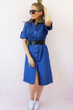 Robes vintage pour femme Tous les jours en 100% coton
