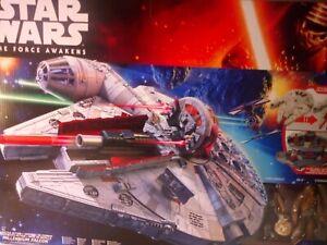 Hasbro Star Wars Millenium Falcon Vintage Special Edition Neu/OVP &Actionfiguren