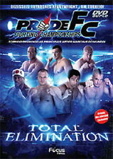 DVD Pride FC Total Elimination [ Subtitles English + Portuguese + Spanish ]