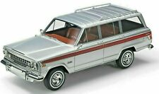 LS COLLECTIBLES *  JEEP GRAND WAGONEER * 1979  * SILVER * 1:18 * NEU & OVP