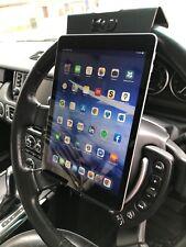 Car steering wheel universal I Pad/ Tablet holder  Uk seller. 199 SOLD