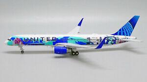 United Boeing 757-200 N14102 Her Art Here New York JC Wings LH2269 Scale 1:200