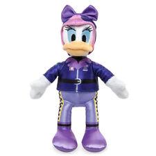 "NWT Disney Store Daisy Roadster Racer Plush 9"" Mini Bean Bag Doll Duck"