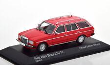 1:43 Minichamps Mercedes 230 TE (W123) rot 1982