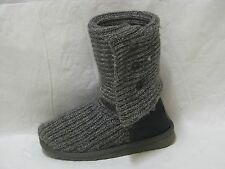 WOMENS UGG BOOTS CLASSIC CARDY 5819 BOOTS SZ 7 GRAY