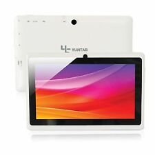 Yuntab 7 Inches 8G Q88 Allwinner A33 Quad-Core Tablet PC Google Android 4.4 Play