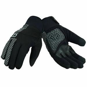 Didoo Winter Waterproof Gloves Men Touch Screen Warm Cycling Glove Gel Pad Grip