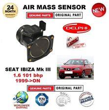 pour Seat Ibiza Mk III 1.6 101 BHP à partir de 1999 AIR mesure CAPTEUR 4 broches