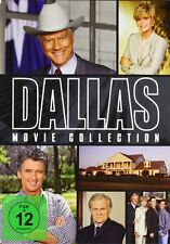 Movie Collection Dallas Movies Wie Alles Started J. r. Returns 2 DVD Box