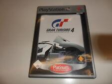 PLAYSTATION 2 PS 2 gran turismo 4 PLATINUM []