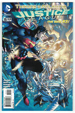 Justice League #15 Jim Lee 1:25 Variant Superman Cyborg New 52 DC 2013