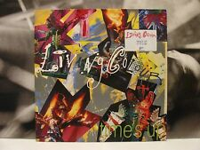 LIVING COLOUR  - TIME'S UP LP EX/EX HOLLAND 1990 EPIC 466920 1