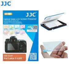 JJC 9H Optical Glass Screen Protector for Leica C-LUX Panasonic TZ200 ZS220 TX2