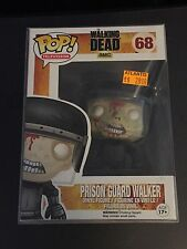 Funko POP The Walking Dead #68 Prison Guard Walker Vinyl Figure Vaulted