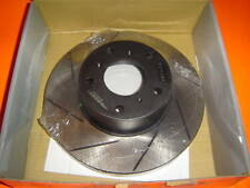 SLOTTED Commodore VB VC VH VK VL VLT VN VG VR VS Rear Disc Brake Rotors NEW PAIR