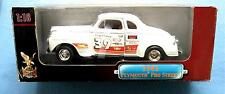 1941 PLYMOUTH PRO STREET RACECAR 1:18 DIECAST ROAD LEGENDS DELUXE EDITION