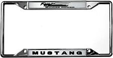 New Ford Mustang Horse Power License Plate Frame