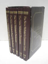 The New Webster's Desk Reference, 5 Volume Boxed Set