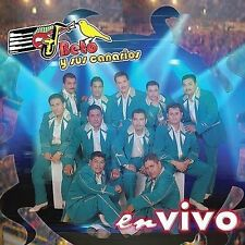 En Vivo by Beto y Sus Canarios CD 2004 ALL CD'S ARE BRAND NEW AND FACTORY SEALED