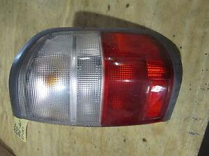INFINITI QX4  QX 4 97-98 1997-1998 TAIL LIGHT PASSENGER RH RIGHT