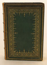 James Thomson The Seasons 1859 Poetry Castle Indolence Winter Summer Leather