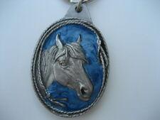 HORSE HEAD       KEY RING (KR29)