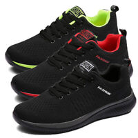 Men's Sneakers Outdoor Walking Sports Athletic Casual Running Tennis Shoes Gym