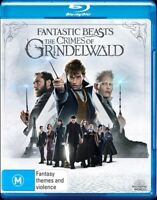 Fantastic Beasts - The Crimes Of Grindelwald : NEW Blu-Ray