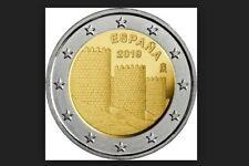 ★ 2€ - 2 euros España 2019 ★ LA MURALLA DE AVILA ★ PREVENTA!! S/C