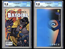 CONVERGENCE BATGIRL #2 CGC 9.8 Set Standard/Variant Covers 1st PREZ (BETH ROSS)
