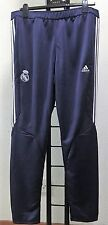 REAL MADRID NAVY TRAINING PANTS BY ADIDAS ADULTS SIZE XL BRAND NEW WITH TAGS