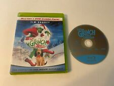 How the Grinch Stole Christmas (Bluray, 2000) [Buy 2 Get 1]