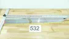 "7 Rifle Flighted Iron Golf Club Shafts .355"""