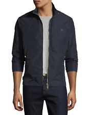 c85e036c9 Burberry London Brighton Lightweight Zip Blouson Jacket in Ink Color. Size S