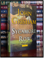 Sycamore Row ✍SIGNED✍ by JOHN GRISHAM New Hardback 1st Edition First Printing