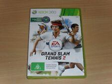 Grand Slam Tennis 2 II Wimbledon John McEnroe (Microsoft Xbox 360, 2012)