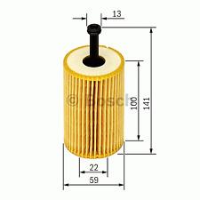 Ölfilter - Bosch 1 457 429 193
