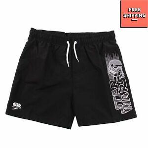 SPEEDO x STAR WARS Swim Shorts Size XXL / 13-14Y Mesh Lining Coated Front