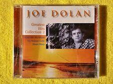 Joe Dolan Greatest Hits Collection 2 (CD. 1998, Outlet)[Irish import] Joe Dolan