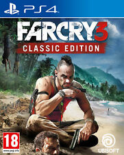 Far Cry 3 - Classic Edition Ps4 PlayStation 4 Game