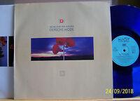Depeche Mode - Music for the Masses - 87 DE Mute INT 146.833 LP m-/vg+ /blue Wax