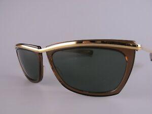 Vintage B&L Ray Ban Olympian II Sunglasses Size Medium Made in USA