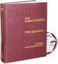 2007 ASHRAE Handbook - Heating, Ventilating, and Air-Conditioning Applications (