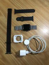 Apple Watch Series 2 42mm Aluminium Case - 3 Bands - White Case