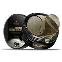 60Pcs/bottle Anti-Wrinkle Dark Circle Collagen Under Pad Gel Eye Patches Ma A0M7