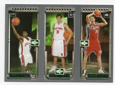 Lebron James Topps M3 Matrix Triple Rookie Card 2003-04 #111-112-116 Nice card!