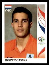 Panini World Cup Germany 2006 - Nederland Robin Van Persie No. 242